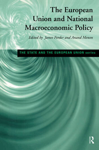 European Union and National Macroeconomic Policy book cover