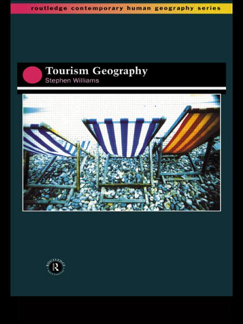 Tourism Geography book cover