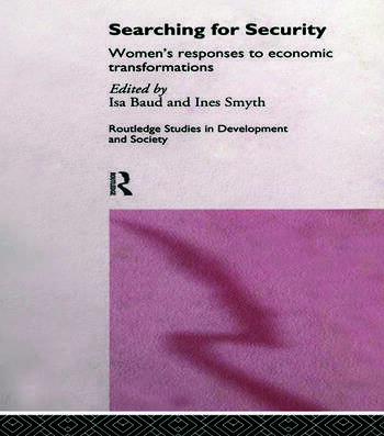 Searching for Security Women's Responses to Economic Transformations book cover
