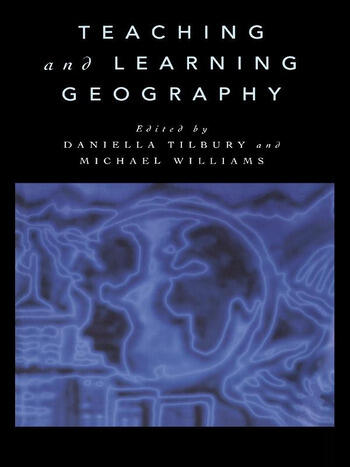 Teaching and Learning Geography book cover