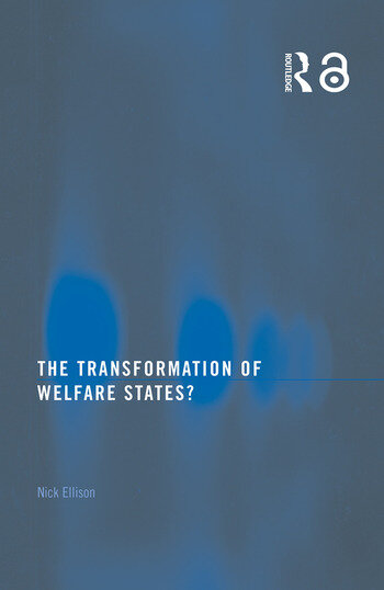 The Transformation of Welfare States? book cover
