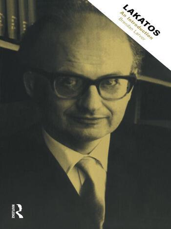Lakatos An Introduction book cover
