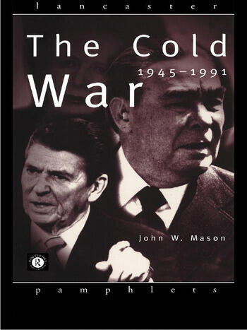 The Cold War 1945-1991 book cover
