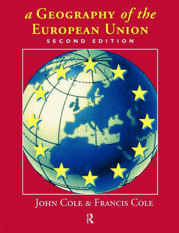 A Geography of the European Union book cover