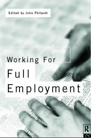 Working for Full Employment book cover