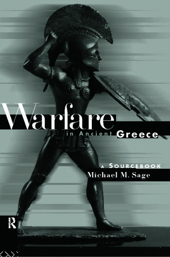Warfare in Ancient Greece A Sourcebook book cover