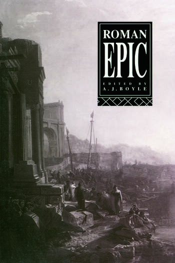 Roman Epic book cover