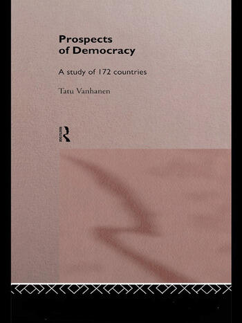 Prospects of Democracy A study of 172 countries book cover
