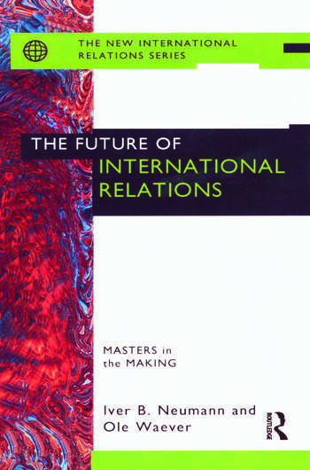 The Future of International Relations Masters in the Making? book cover