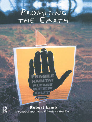 Promising the Earth book cover