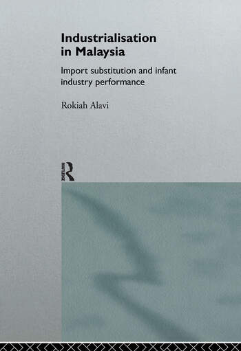 Industrialization in Malaysia Import Substitution and Infant Industry Performance book cover