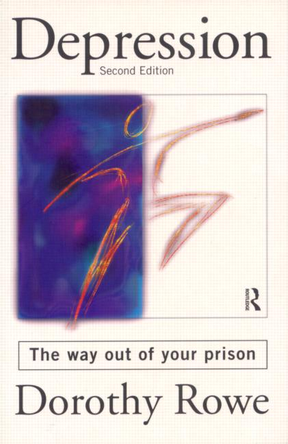 Depression The Way Out of Your Prison book cover