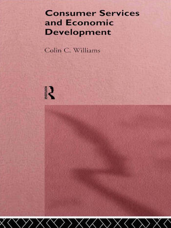 Consumer Services and Economic Development book cover
