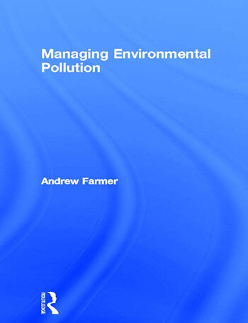 Managing Environmental Pollution book cover