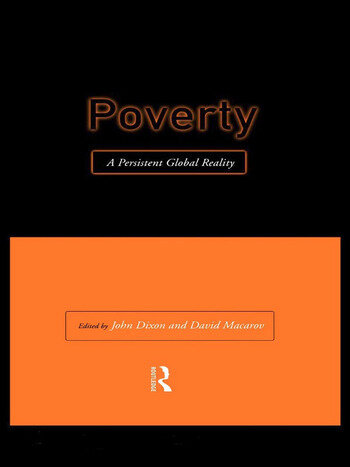Poverty A Persistent Global Reality book cover