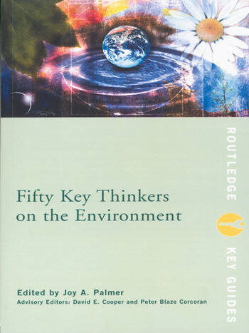 Fifty Key Thinkers on the Environment book cover