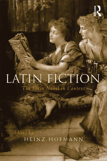 Latin Fiction book cover