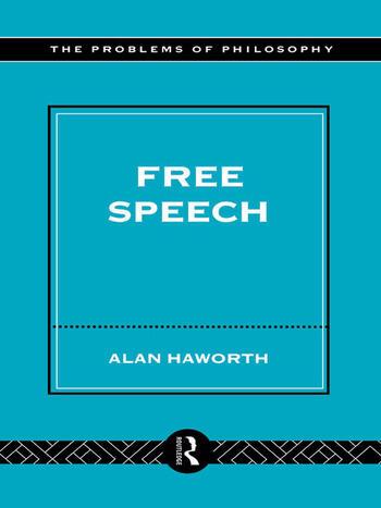 Free Speech book cover