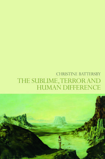 The Sublime, Terror and Human Difference book cover