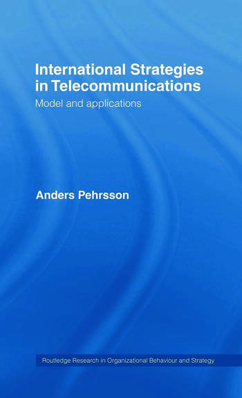International Strategies in Telecommunications Models and Applications book cover