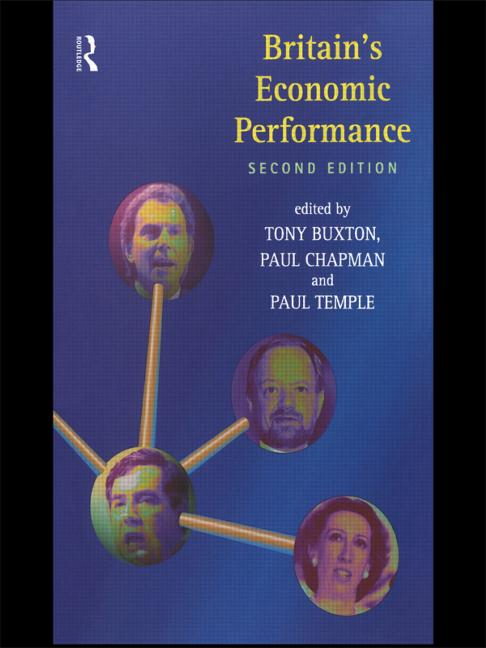 Britain's Economic Performance book cover