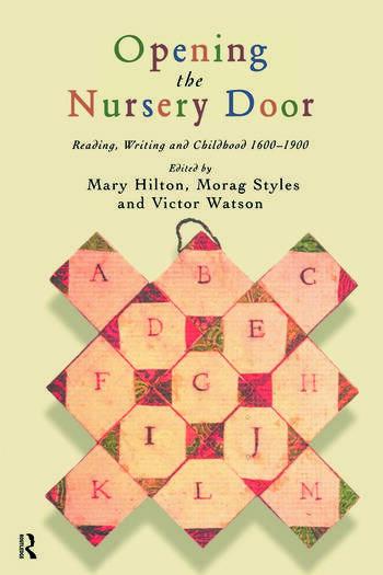 Opening The Nursery Door book cover