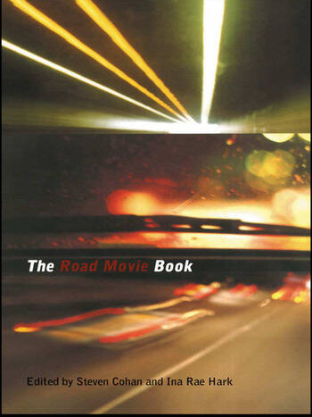 The Road Movie Book book cover