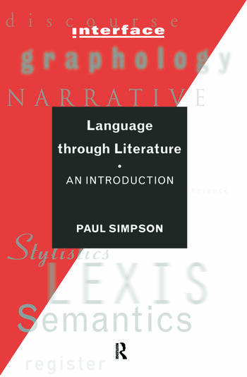 Language Through Literature An Introduction book cover