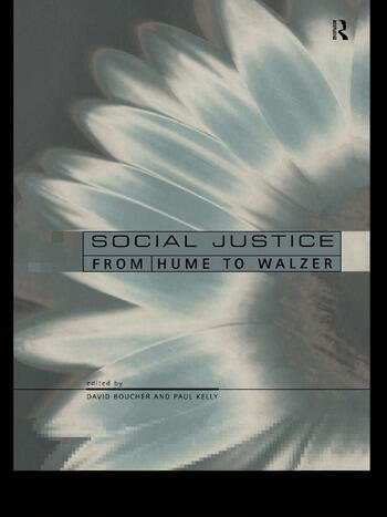 Perspectives on Social Justice From Hume to Walzer book cover