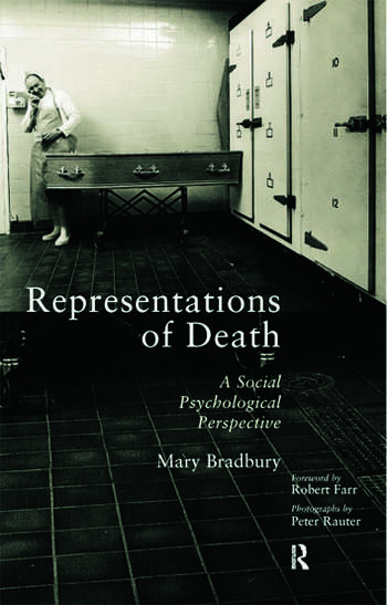 Representations of Death A Social Psychological Perspective book cover