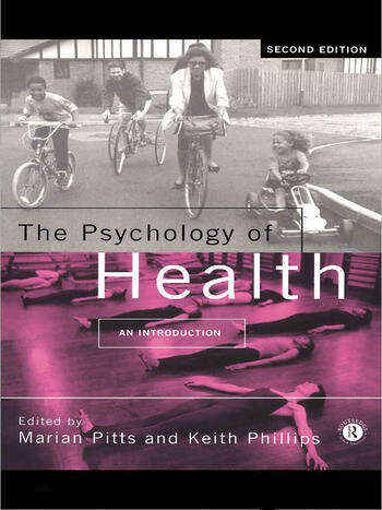 The Psychology of Health An Introduction book cover