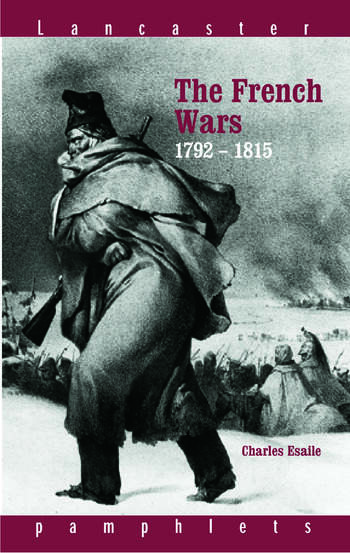 The French Wars 1792-1815 book cover