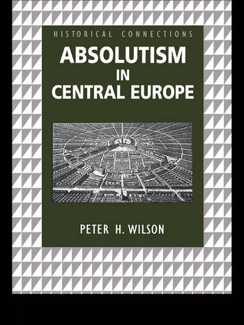 Absolutism in Central Europe book cover