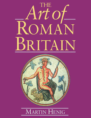 The Art of Roman Britain New in Paperback book cover