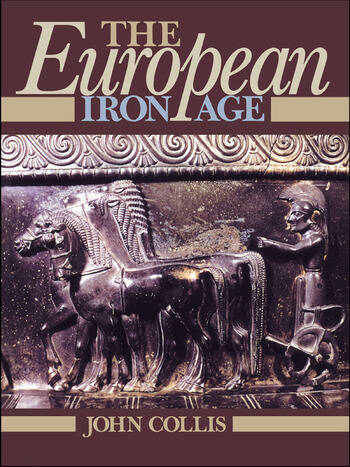 The European Iron Age book cover