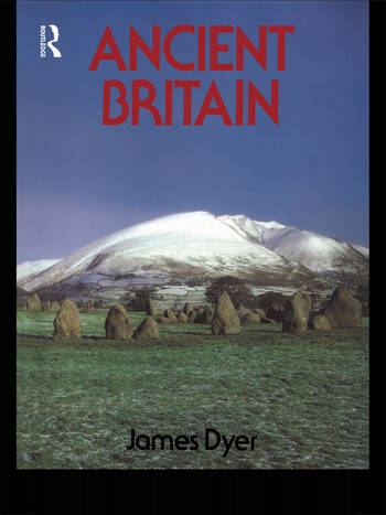 Ancient Britain book cover