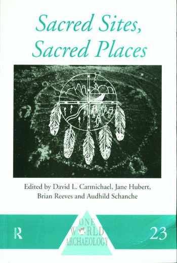 Sacred Sites, Sacred Places book cover