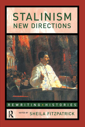 Stalinism New Directions book cover