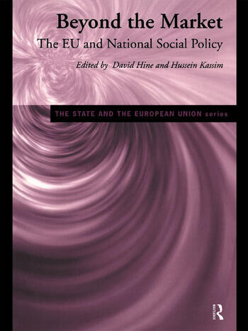 Beyond the Market The EU and National Social Policy book cover