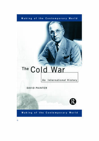 The Cold War An International History book cover