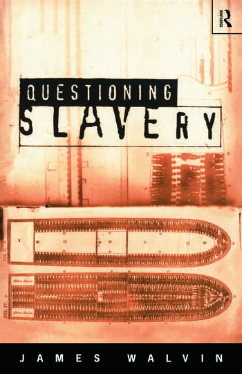 Questioning Slavery book cover