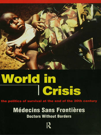 World in Crisis Populations in Danger at the End of the 20th Century book cover