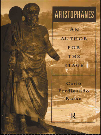 Aristophanes An Author for the Stage book cover