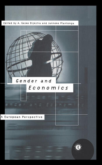 Gender and Economics A European Perspective book cover