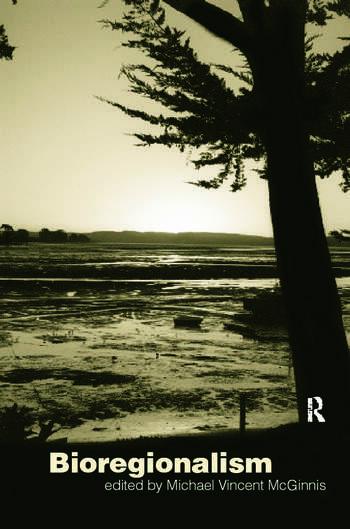 Bioregionalism book cover