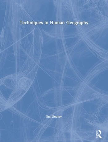 Techniques in Human Geography book cover