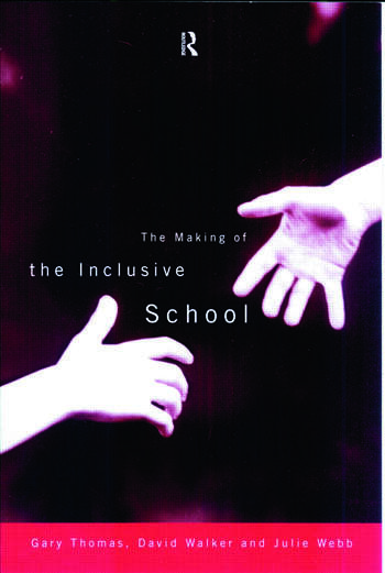 The Making of the Inclusive School book cover
