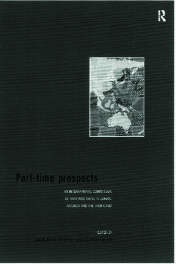 Part-Time Prospects An International Comparison book cover