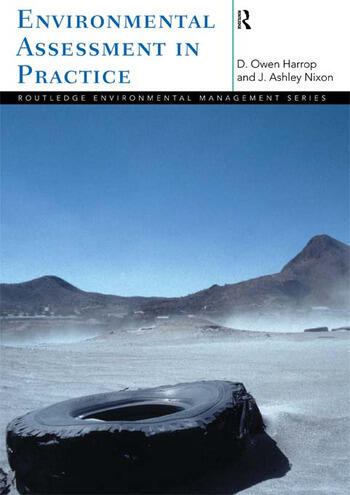 Environmental Assessment in Practice book cover