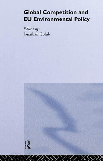 Global Competition and EU Environmental Policy book cover